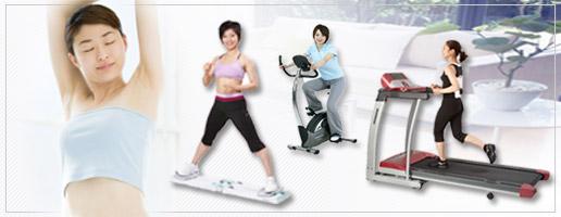 ルームランナー、エアロバイク、フィットネス健康器具の専門店【HealthBox】